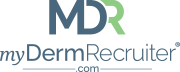 myDermRecruiter Logo