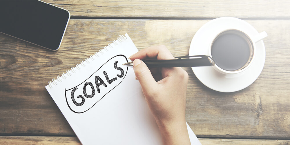 Define your goals and priorities in your Job Search