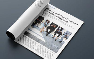 "MyDermRecruiter CEO Featured in ""The Dermatologist"" Magazine"